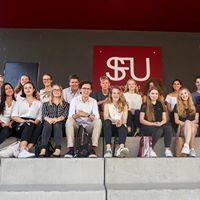 TeilnehmerInnen an der Inside Law Summer School 2019